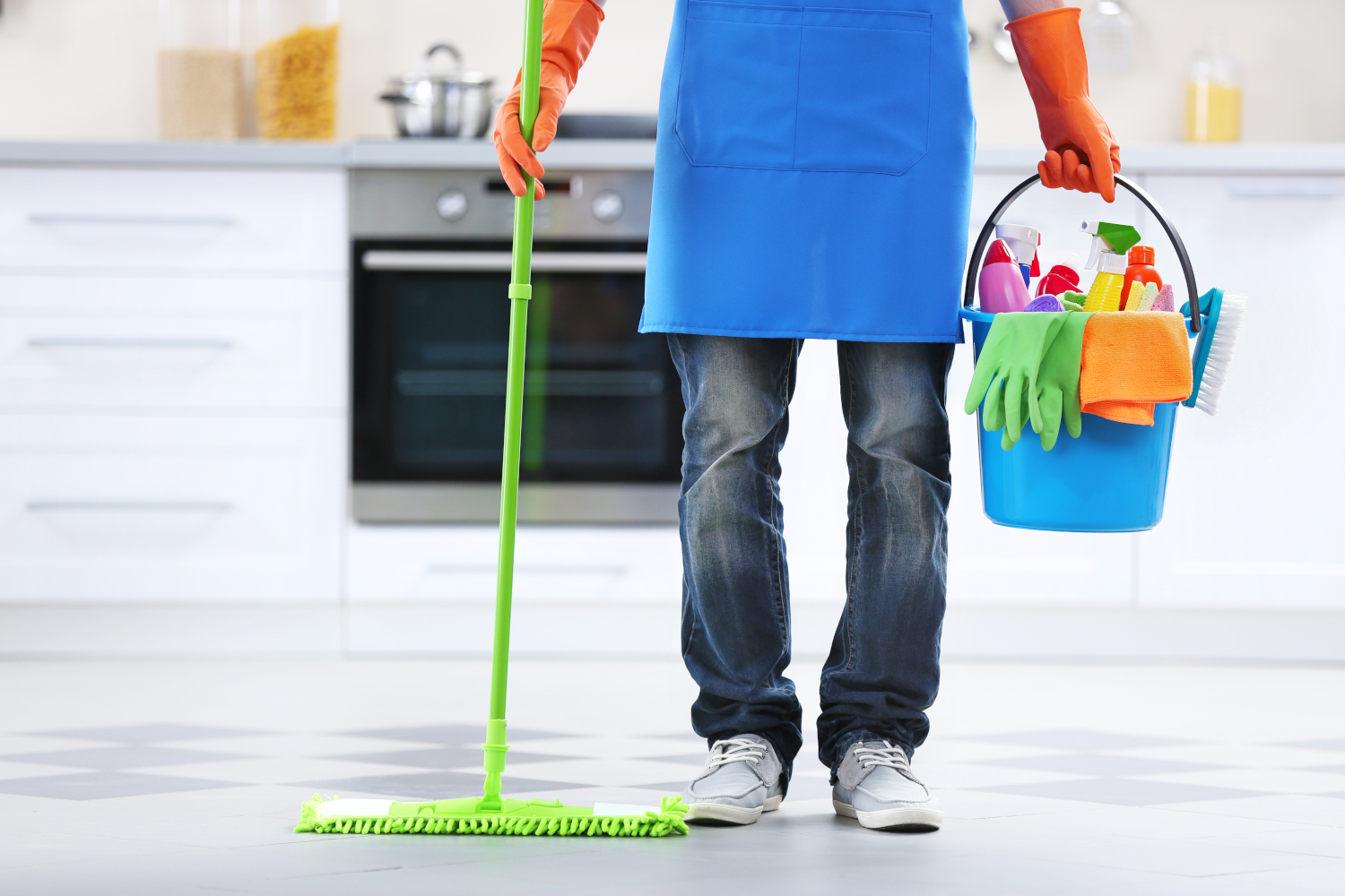 Cleaning and Safety